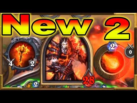 Hearthstone: Quest Huge Taunt Warrior It's Invincible! Part 2 | Descent of Dragons | Wild