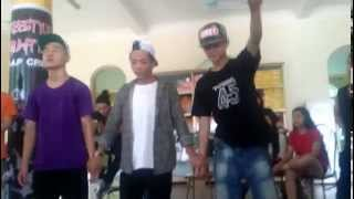 Freestyle Jam 2014 - Đức Anh Pop vs South-T (Final)