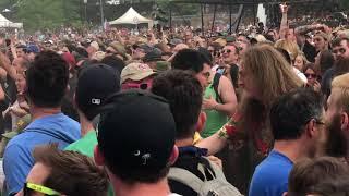 The Distillers - Sick of it All - Shaky Knees - Atlanta 5/5/18