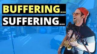 Buffering... Suffering... (360° Music Video)