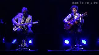 Pedro Aznar & Manuel García   Tarde (Abrazo De Hermanos   Movistar Arena   25.05.2019)