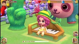 Townkins Wonderland Village - SECOND GAME play