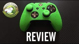 Foamy Lizard Xbox One Controller ParticleGrip Skin Review