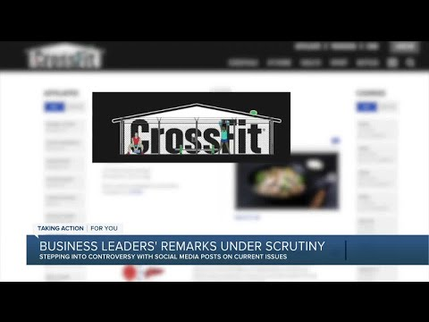 Business leaders' remarks under scrutiny