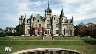 The Most Beautiful Abandoned Mansions In The World