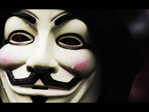 Anonymous - Message to the United States Government 2016