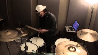Ad Astra Per Aspera + In the Cold Drum Cover - Acceptance - Josiah Christian