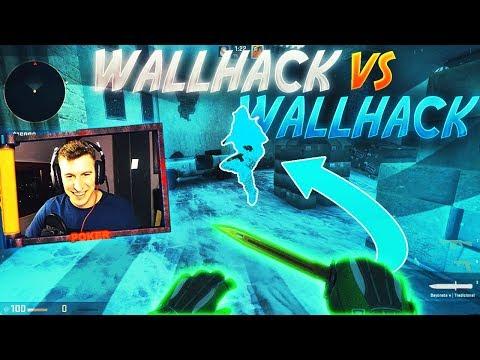 WALLHACK VS WALLHACK 1V1 - OPENING CHALLENGE #2