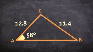 Ambiguous Case Law Of Sines Two Triangles SSA