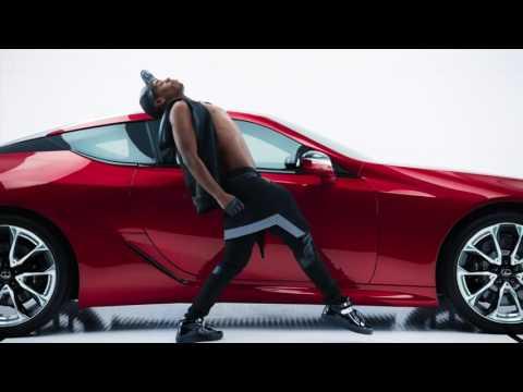 Lexus  Lc 500h Купе класса A - рекламное видео 6