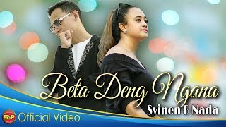 Download lagu Syinen Dk Feat Nada Latuharharry Beta Deng Ngana Mp3