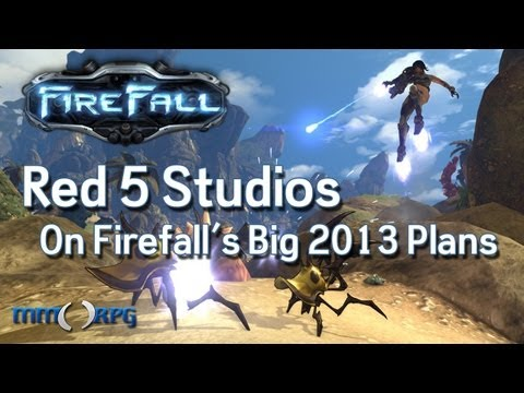 Red 5's Big 2013 Plans - PAX East 2013