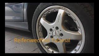 Reifenwechsel mit und ohne Schlagschrauber
