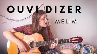 """""""Ouvi Dizer"""" Melim - (Cover) Elana Dara"""