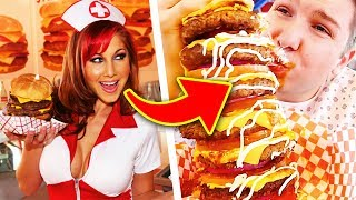 Top 10 Untold Truths of the Heart Attack Grill