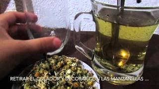 Té M & M ( Menta Y Manzanilla)