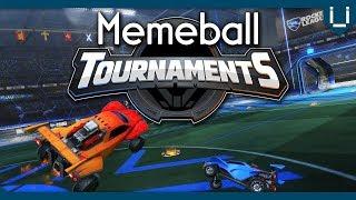 Memeball 1v1 Tournament | Low Gravity & Large Ball | Ft. Eekso