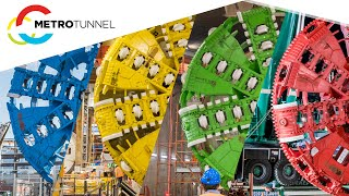 Our TBMs: Tunnel Boring Memories