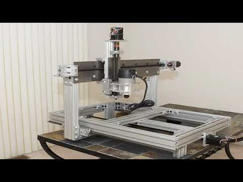 Homemade Scara Robot Arm 3D Printer Plotter Robotic Draw Arduino