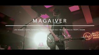 Supercombo, Keops & Raony - Magaiver (Live)