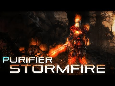 Download [Grim Dawn] Crazy StormFire Purifier Build - AoM Youtube to