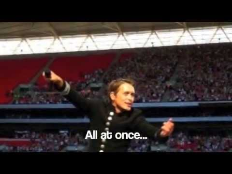 Gravity- Mark Owen -lyrics