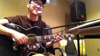 (984) Zachary Scot Johnson That Song About The Midway Joni Mitchell Cover thesongadayproject Bonnie