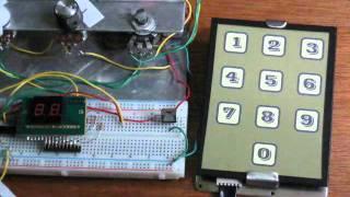 Cap touch Key Pad.wmv