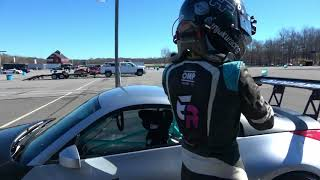 First Test n Tune of the 2018 Season