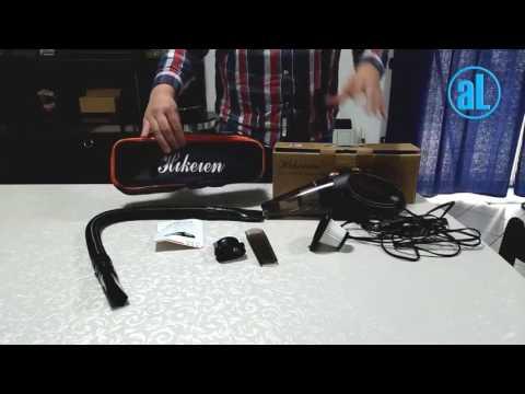 Recensione Aspirapolvere Auto, Hikeren DC 12-Volt 106W Umido e Secco