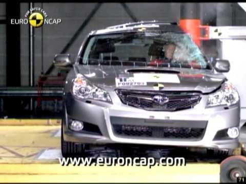 NCAP: Subaru Legacy