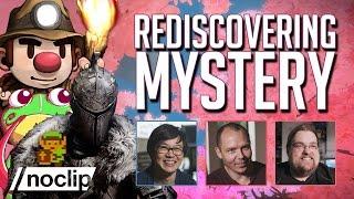 Rediscovering Mystery - Noclip Documentary (feat. Jonathan Blow / Derek Yu / Jim Crawford)