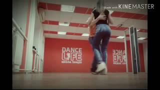 КиззLove Даниэль & Наталья. Белгород. Кизомба танец видео