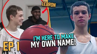 """""""I'm Making A Name For Myself."""" How Gabe Cupps Went From Challenging LeBron James To FRESHMAN STAR!"""