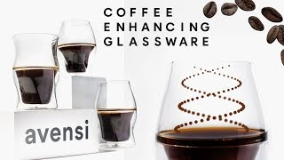 AVENSI: The World's Best Coffee Cup for Coffee Lovers