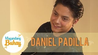 Daniel admits that he gets jealous sometimes | Magandang Buhay