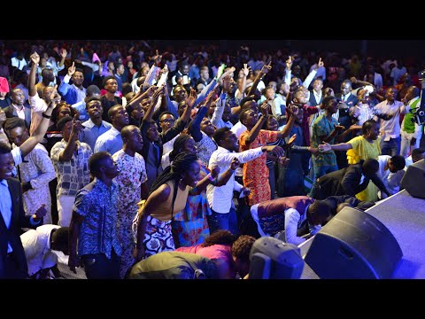 All The Glory  - Steve Crown (Live Worship)
