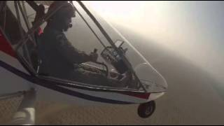 Rans S14 1st Test Flight