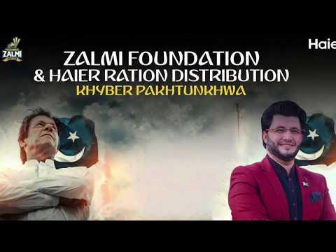 Zalmi Vs Corona | Zalmi Foundation & Haier | Khyber Agency