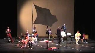 Maulwerker performing Cage: Song Books