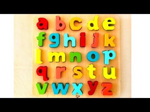 Английский алфавит для детей | Учим буквы от A до Z | ABC song