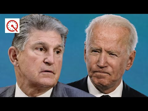 Democrats Pressure Manchin On Voting Rights; Stimulus Checks Reduced Hunger, Anxiety | AM QUICKIE