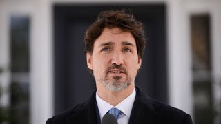 Prime Minister Justin Trudeau announced additional measures aimed to help support businesses and students taking a financial hit from COVID-19.  To read more: https://www.cbc.ca/1.5525893  »»» Subscribe to CBC News to watch more videos: http://bit.ly/1RreYWS  Connect with CBC News Online:  For breaking news, video, audio and in-depth coverage: http://bit.ly/1Z0m6iX Find CBC News on Facebook: http://bit.ly/1WjG36m Follow CBC News on Twitter: http://bit.ly/1sA5P9H For breaking news on Twitter: http://bit.ly/1WjDyks Follow CBC News on Instagram: http://bit.ly/1Z0iE7O  Download the CBC News app for iOS: http://apple.co/25mpsUz Download the CBC News app for Android: http://bit.ly/1XxuozZ  »»»»»»»»»»»»»»»»»» For more than 75 years, CBC News has been the source Canadians turn to, to keep them informed about their communities, their country and their world. Through regional and national programming on multiple platforms, including CBC Television, CBC News Network, CBC Radio, CBCNews.ca, mobile and on-demand, CBC News and its internationally recognized team of award-winning journalists deliver the breaking stories, the issues, the analyses and the personalities that matter to Canadians.
