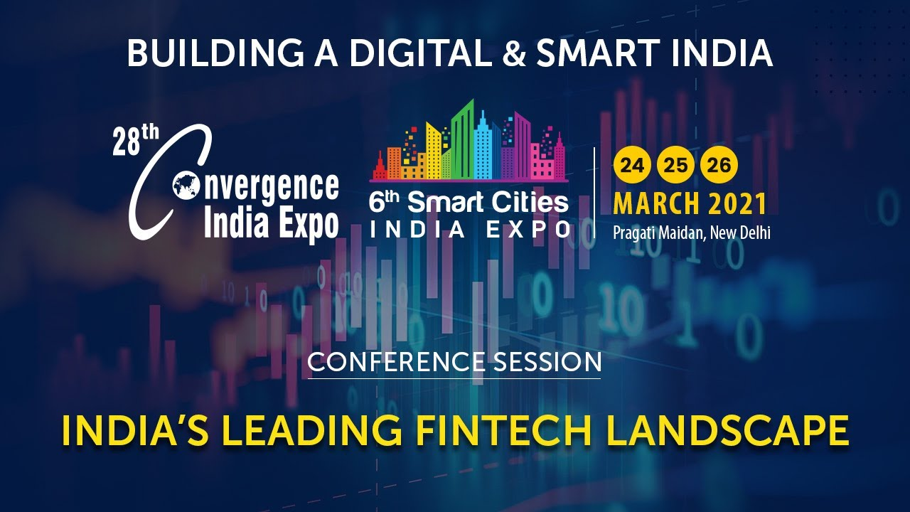 Conference Session on India's Leading Fintech Landscape