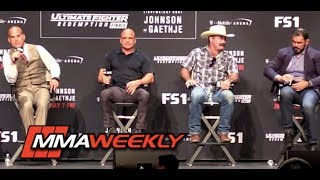 UFC Legends Panel: Tito Ortiz, Bas Rutten, Don Frye, and Rodrigo Nogueira (FULL)