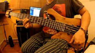 Divididos - Luca - (Cover de bajo/ Bass cover)