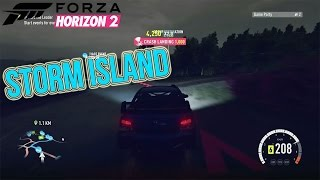 [Forza Horizon 2] Storm Island - Závod, Jumpy [CZ]
