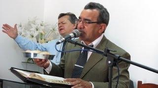 preview picture of video 'Asamblea de Dios Vida y Paz - Santa Cena - 01/09/2013'