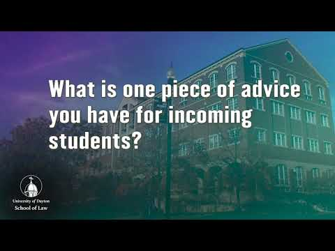 UD Law: Online LL.M. Student Experience-United States - YouTube