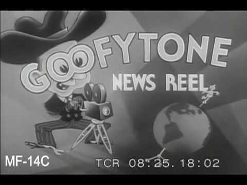 Goofytone Newsreel #8, 1934